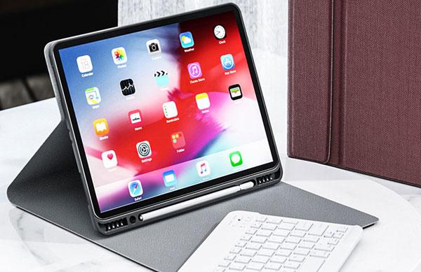 Best iPad Mini Bluetooth Keyboard Cases Keyboard Cover For iPad Air IPMK02_4