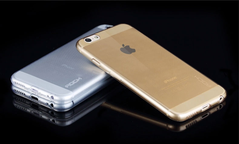 Best Apple Gold Plastic Protective iPhone 6 Cases Or Covers For iPhone 6 IPS601