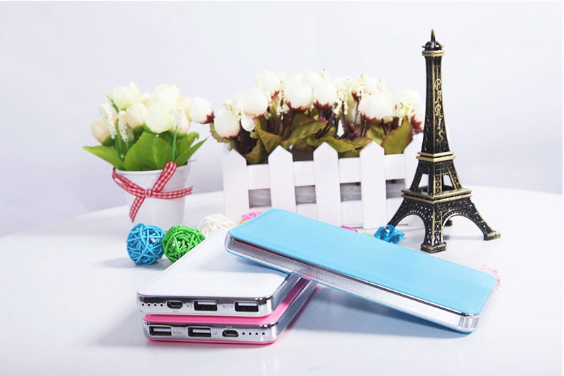 colorful mobile charger for iphone 4s 5 5s with 11000mah