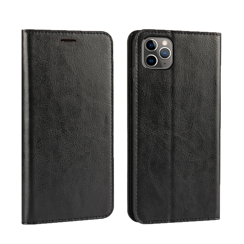 Good Leather Protective iPhone 12 Mini Pro Max Case Cover IPS603_11