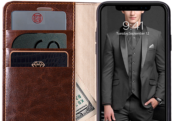 Good Leather Protective iPhone 6 And Plus Cases And Cover IPS603__6
