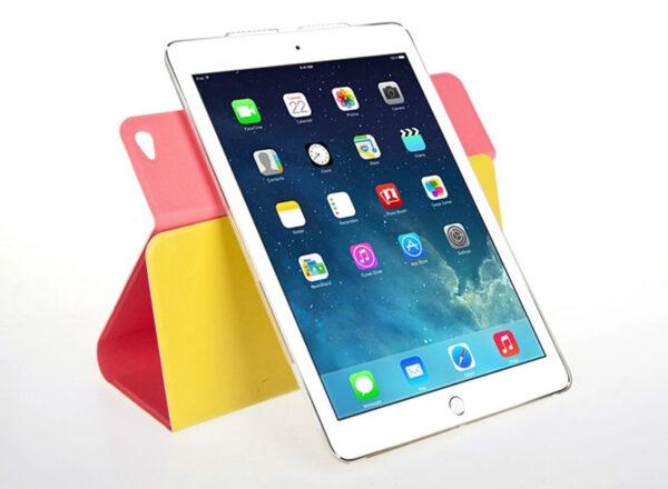 360 Degree Rotation iPad Air 2 Keyboard Covers IPCK02_3