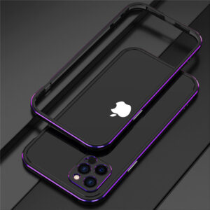 Perfect Metal iPhone 12 Mini Pro Max Bumper Frame For Protection IPS606