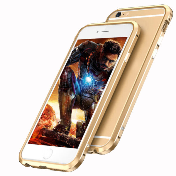 Perfect Metal iPhone 6 6S Plus Bumper Frame For Protection IPS606_8