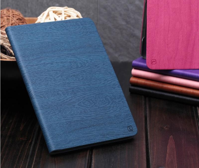 Best Apple Dark Blue Leather iPad 10.2 Inch Cover IPMC301_18