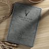 Vintage Relief Pattern iPad Air 1 2 2017 2018 New iPad 9.7 Inch Leather Cover IPCC01