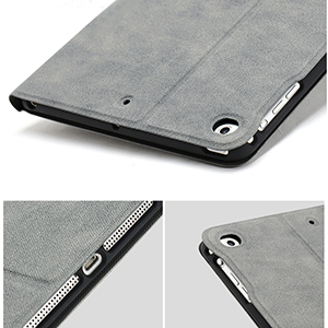 Best Rated Leather Apple iPad Air 2 Smart Covers And Cases IPCC01_7