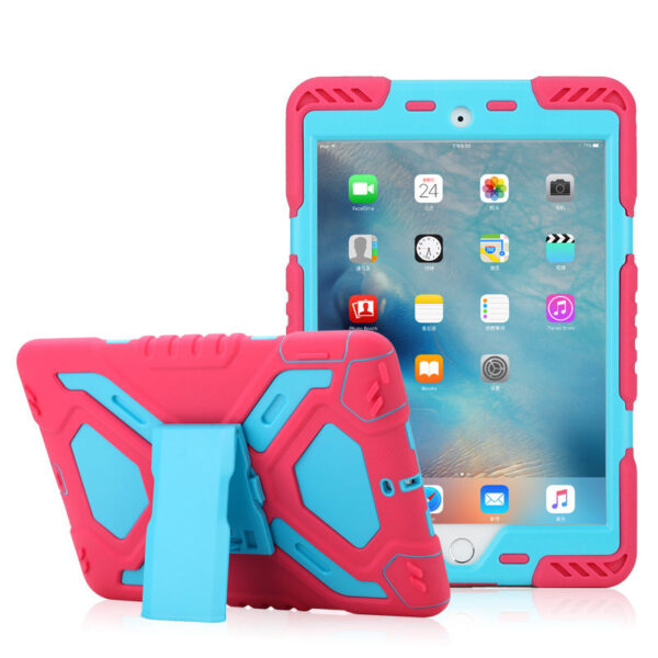 360 Rotation Protective Cover For iPad 7 Air 1 2 Mini 4 IPMC306