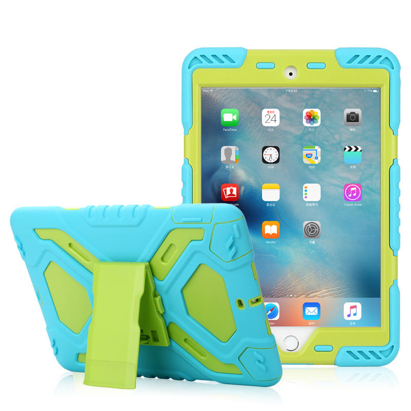 360 Rotation Protective Cover For iPad 7 Air 1 2 Mini 4 IPMC306_2