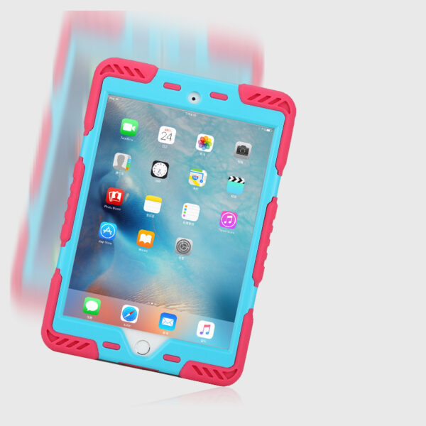360 Rotation Protective Cover For iPad 7 Air 1 2 Mini 4 IPMC306_6