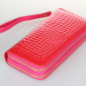 Women Leather Cell Phone Wallet For iPhone And Sumsung PW03