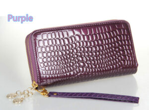 Women Leather Cell Phone Wallet For iPhone And Sumsung PW03_5