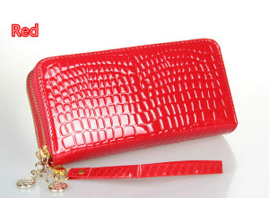 Women Leather Cell Phone Wallet For iPhone And Sumsung PW03_6