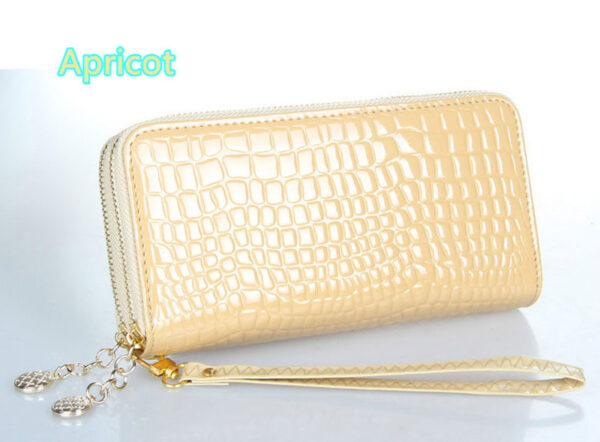 Women Leather Cell Phone Wallet For iPhone And Sumsung PW03_7