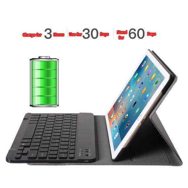Best Protective iPad Mini 5 4 3 Keyboard With Cover IPML01_3
