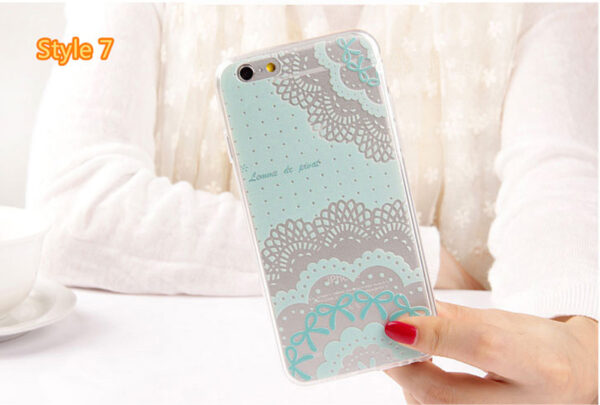 Best Laser Painting Pattern iPhone 6 And 6 Plus Cases IPS611_7