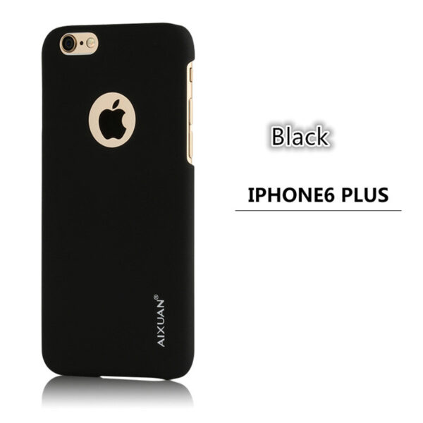 Best Luxury Super Toughness Gold Apple iPhone 6 Plus Cases IPS613_6