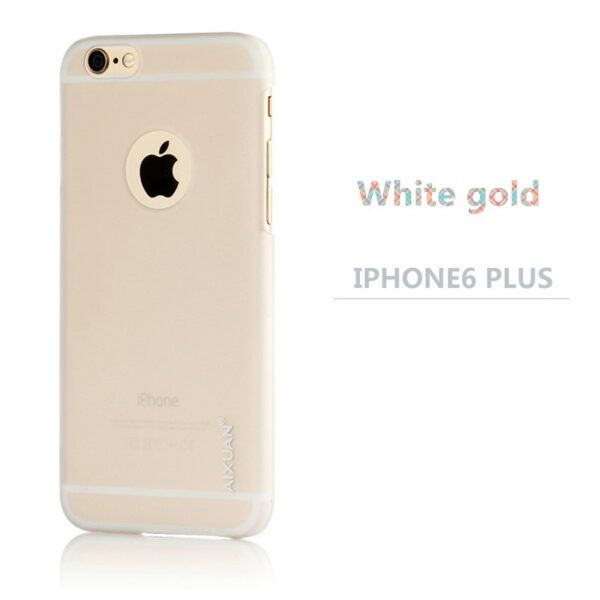 Best Luxury Super Toughness Gold Apple iPhone 6 Plus Cases IPS613_8