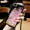Glitter Liquid Flowing Case For iPhone 11 XS Max 8 7 6 Plus IPS616