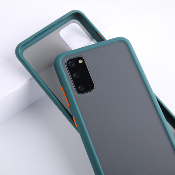 Protective Silicone Case For Samsung S20 Note 10 And Plus SGS04