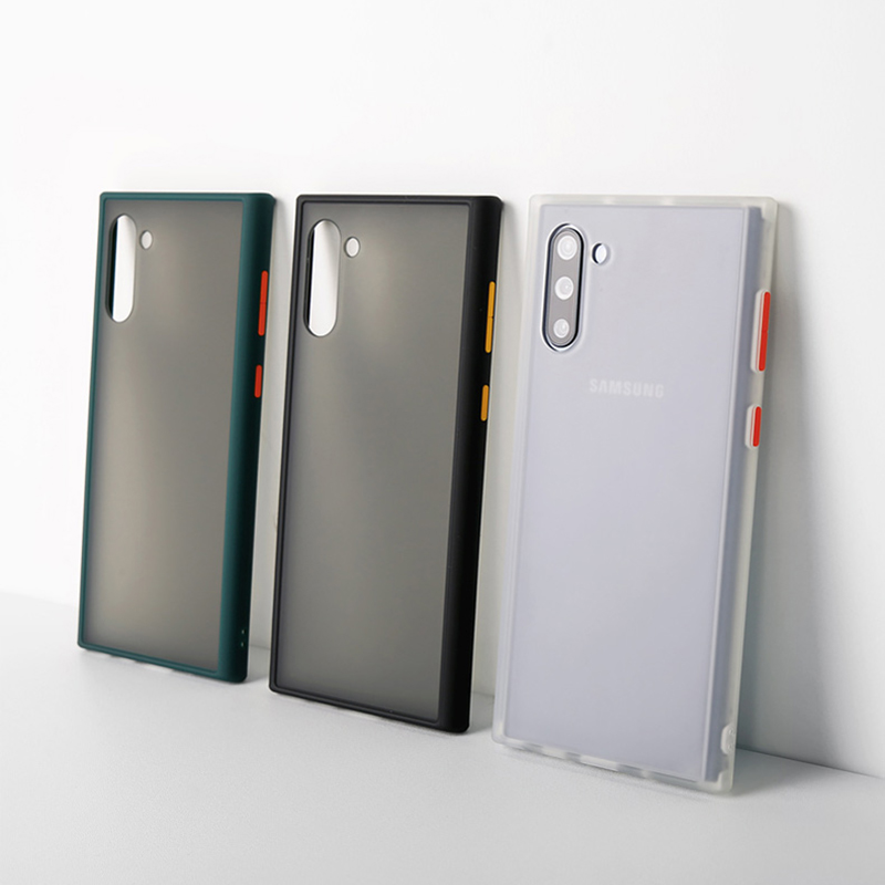 Protective Silicone Case For Samsung S20 Note 10 And Plus SGS04_3