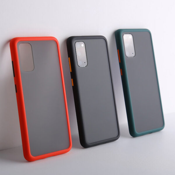 Protective Silicone Case For Samsung S20 Note 10 And Plus SGS04_4