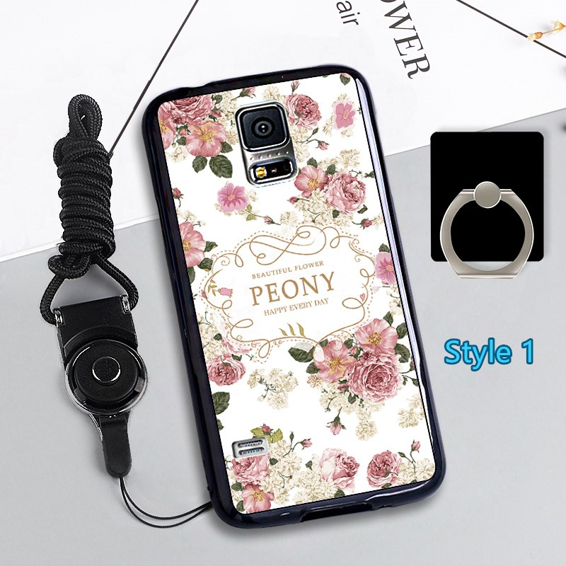 Cheap Cute Silicone Samsung S5 Cover Samsung Phone S5 Cases SGS02
