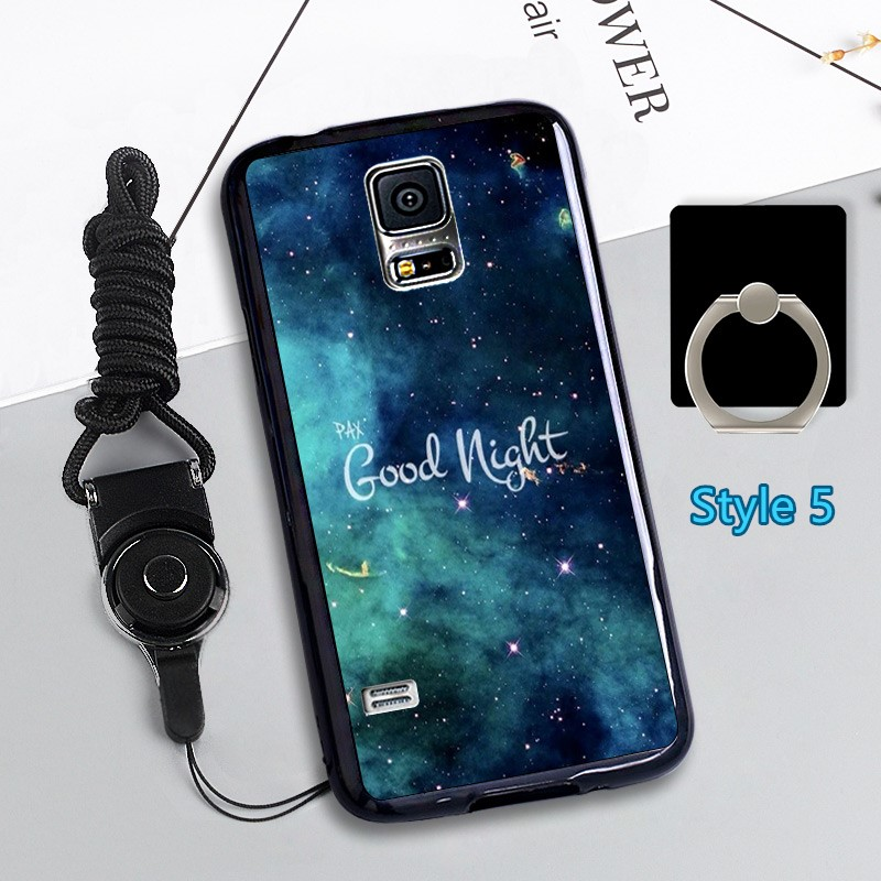 Cheap Cute Silicone Samsung S5 Cover Samsung Phone S5 Cases SGS02_5