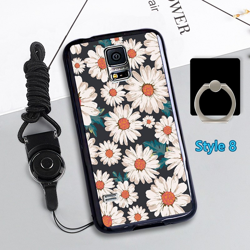 Cheap Cute Silicone Samsung S5 Cover Samsung Phone S5 Cases SGS02_8