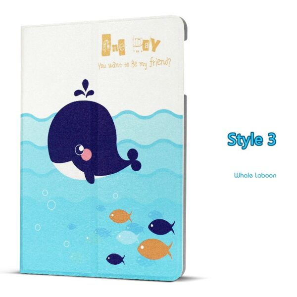 2019 Best Cheap Painted iPad Air 1 2 iPad 7 Protective Cover IPC11_3