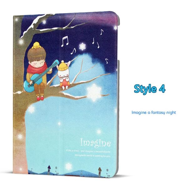 2019 Best Cheap Painted iPad Air 1 2 iPad 7 Protective Cover IPC11_4