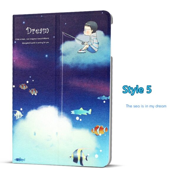 2019 Best Cheap Painted iPad Air 1 2 iPad 7 Protective Cover IPC11_5