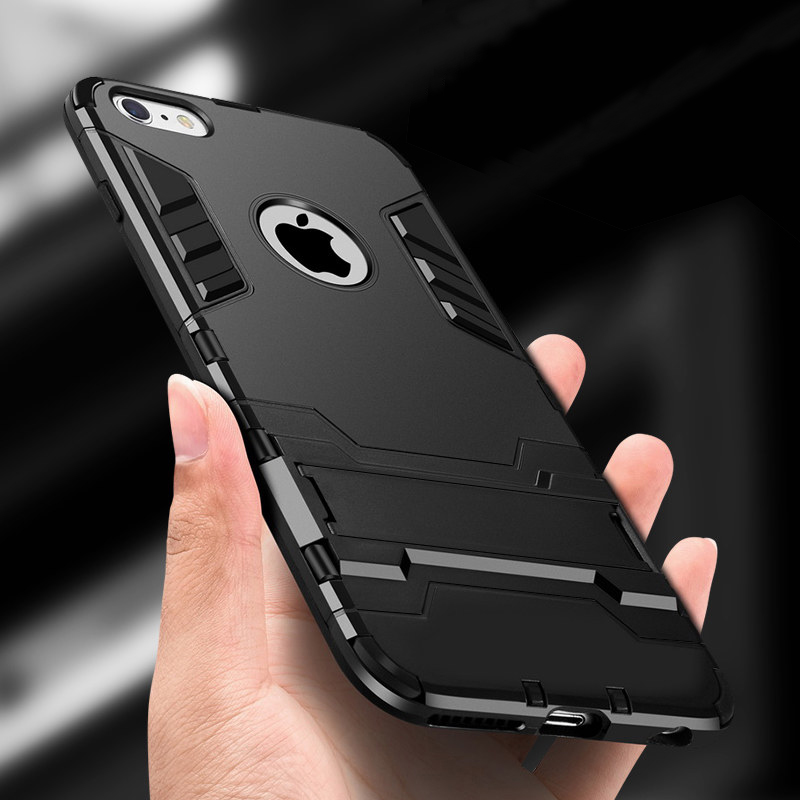 All Inclusive Creative Protective iPhone 6 6S Plus Case Cover IPS619_6