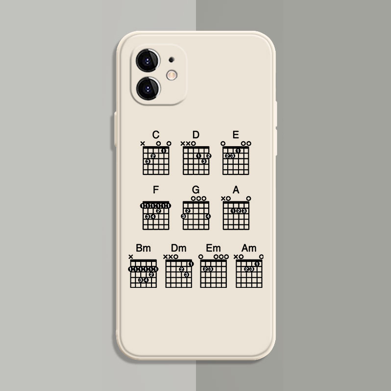 Best Black White TPU Piano iPhone 6 Cases iPhone 6 Piano Covers IPS617_2
