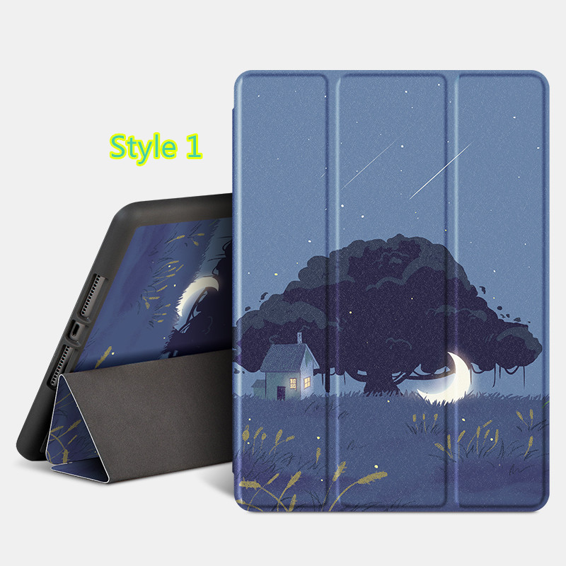 2019 Best Cheap Painted iPad Air 1 2 iPad 7 Protective Cover IPC12
