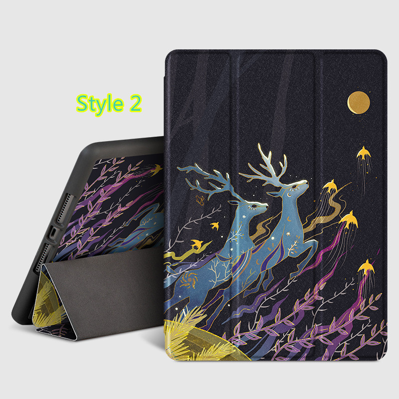 Best Cheap Painted New iPad Air Pro Mini Protective Cover IPC12_2