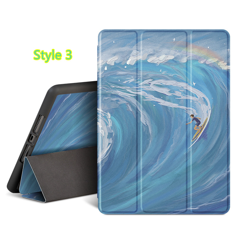 Best Cheap Painted New iPad Air Pro Mini Protective Cover IPC12_3