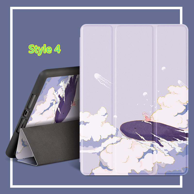 2019 Best Cheap Painted iPad Air 1 2 iPad 7 Protective Cover IPC12_4