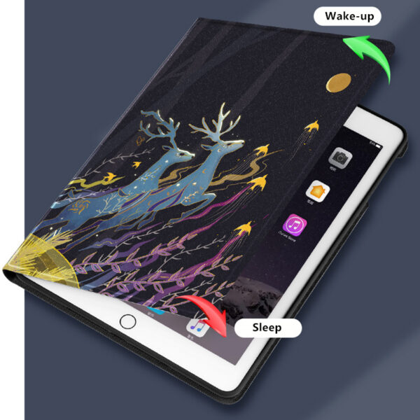 Best Cheap Painted New iPad Air Pro Mini Protective Cover IPC12_9