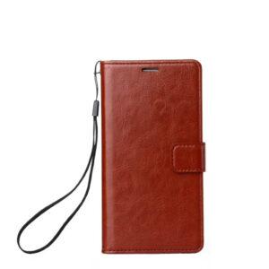 Cheap Leather Black Samsung Galaxy Cases Samsung S5 S6 S7 Edge Case SGS06