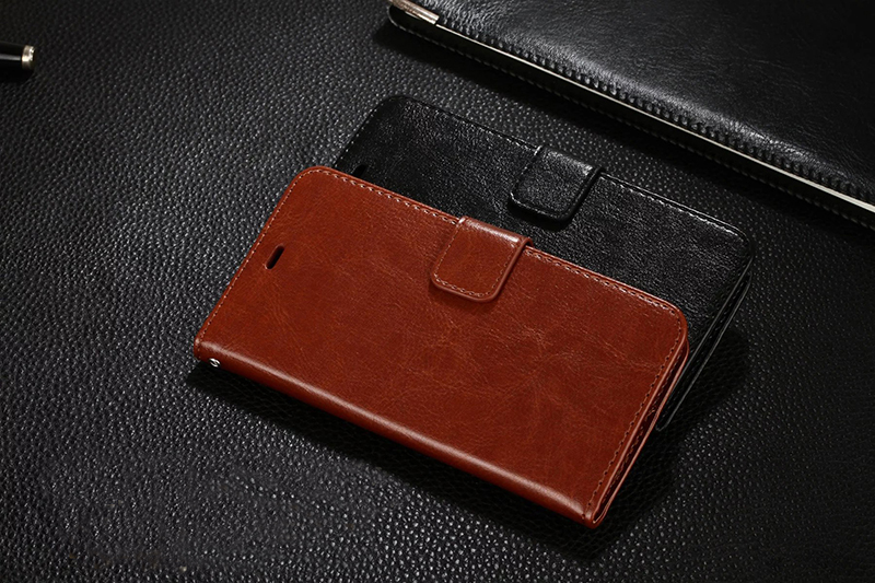 Cheap Leather Black Samsung Galaxy Cases Samsung S5 Cases SGS06_4