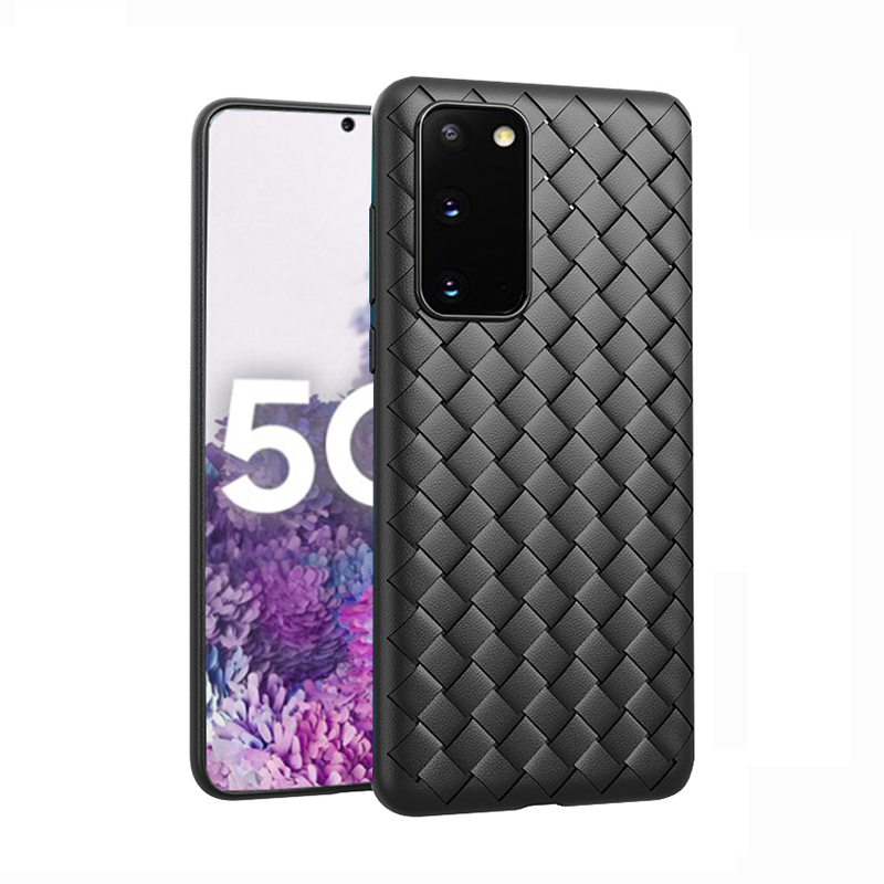 Protective Weave Case For Samsung S20 S10 Plus SG607