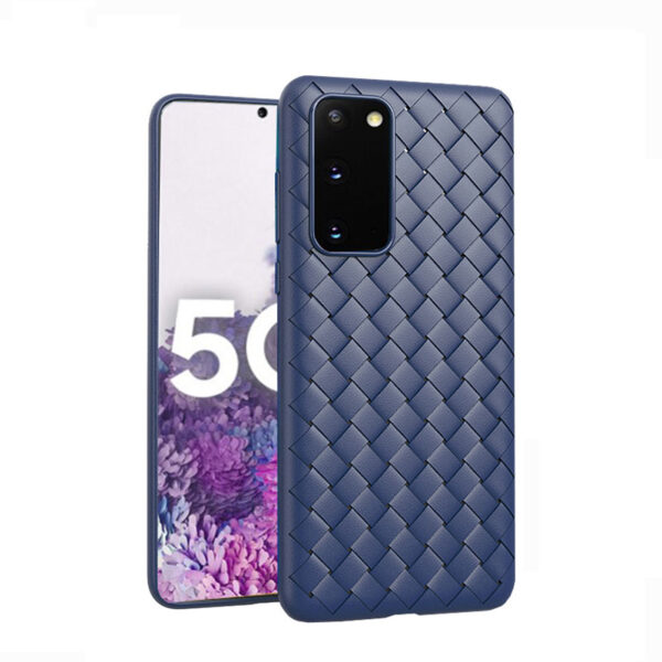 Protective Weave Case For Samsung S20 S10 Plus SG607_2