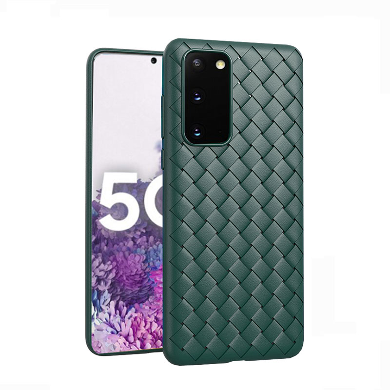 Protective Weave Case For Samsung S20 S10 Plus SG607_4
