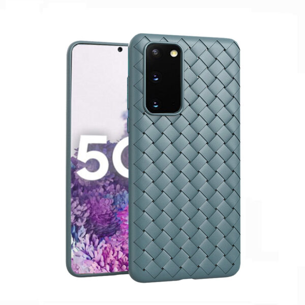 Protective Weave Case For Samsung S20 S10 Plus SG607_5