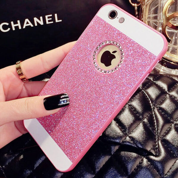 Top Rated Gold Diamond iPhone 8 7 6 6S And Plus Case Cover IPS620