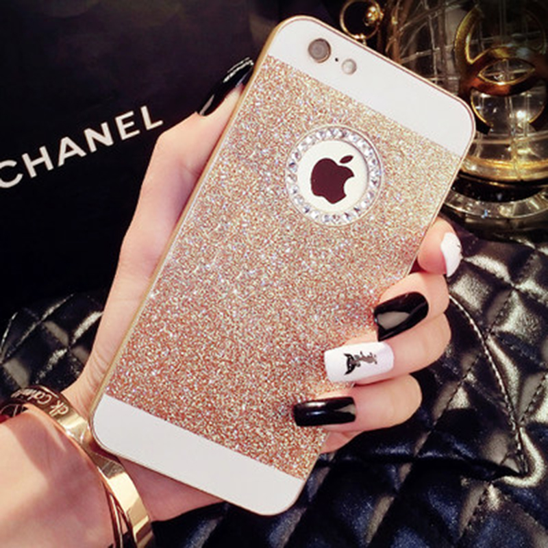 Top Rated Gold Diamond iPhone 8 7 6 6S And Plus Case Cover IPS620_2
