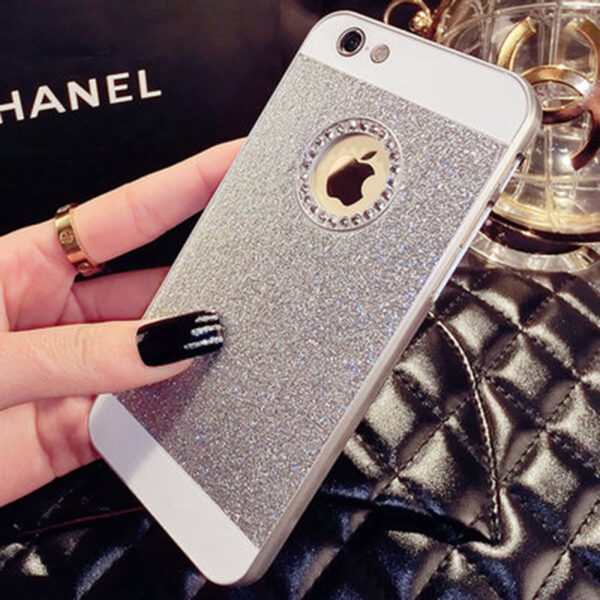 Top Rated Gold Diamond iPhone 8 7 6 6S And Plus Case Cover IPS620_3