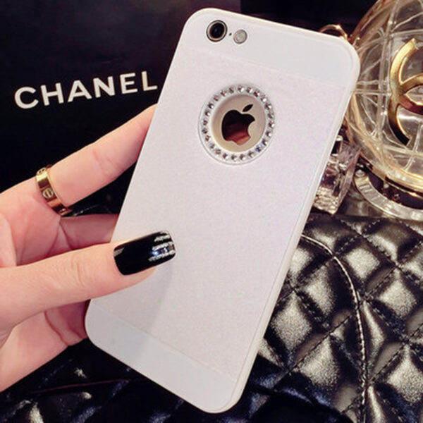 Top Rated Gold Diamond iPhone 8 7 6 6S And Plus Case Cover IPS620_4