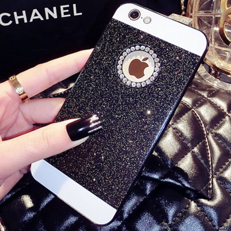 Top Rated Gold Diamond iPhone 8 7 6 6S And Plus Case Cover IPS620_5